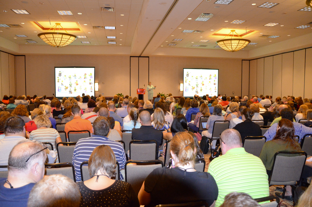 WVSTC Conference photo