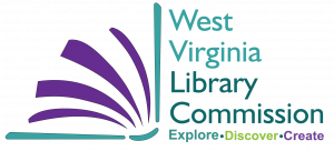 WV Library Commission logo
